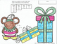 Christmas Multiply Divide Unit Fractions Color by Number,