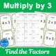 Multiply by 3 Scavenger Hunts