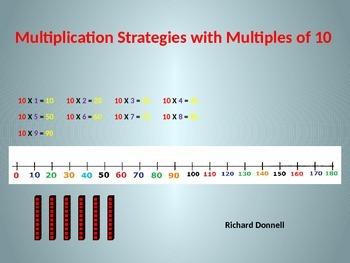 Multiply multiples of 10