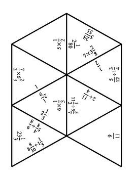 Multiply/Divide Fractions