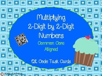 Multiplying 2-Digit by 2-Digit Numbers