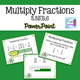 Multiplying Fractions