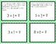 Multiplying Fractions Bundle Task Cards