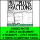 Multiplying Fractions Lesson Bundle