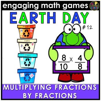 Multiplying Fractions by Fractions