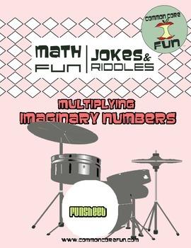 Multiplying Imaginary Numbers FUNsheet