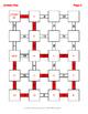 Multiplying Integers Maze