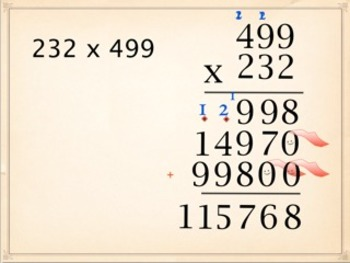 Multiplying Whole Numbers & Decimals with Word Problems