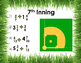 Multiplying and Dividing Fractions Baseball - A Review Game