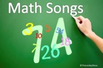 Multiplying and Dividing Integers Math Song