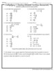 Multiplying and Dividing Rational Numbers Notes