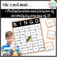 Multiplying and Dividing by Powers of 10 BINGO Game