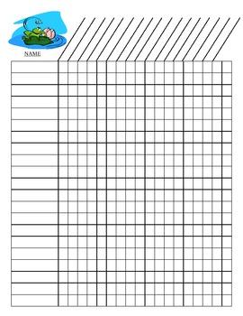 Multipurpose Classroom Checklist