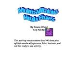 Multisyllabic High Fives