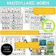Multisyllabic Words: Multi-Level Articulation Activities
