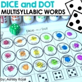 Multisyllabic Words: Dice and Dot