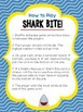 "Multisyllabic ""-ar"" Words Decoding/ Fluency Game- Shark Bite!"