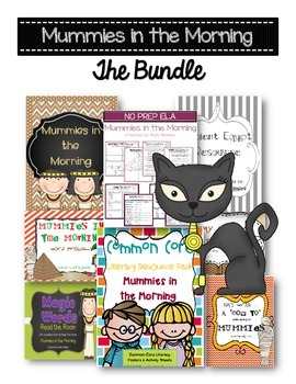 Mummies in the Morning The Ultimate BUNDLE