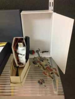 Mummification of a Toy