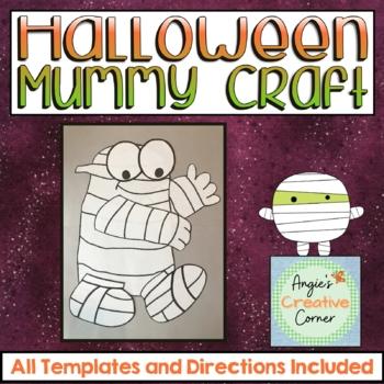 Mummy Art Project