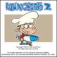 Munchies Cartoon Clipart Vol. 2
