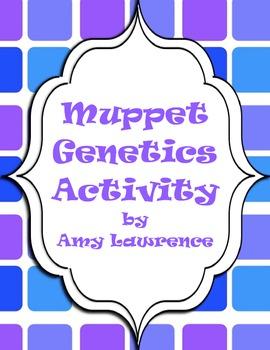 Muppet Genetics Activity