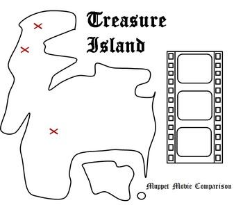Muppet Treasure Island Movie Comparison