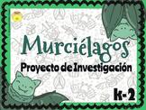 Spanish Bats Research Project - Murcielagos Proyecto de In