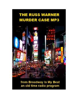 Murder Mystery mp3 - The Russ Warner Murder Case
