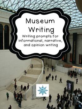 Museum Field Trip Writing