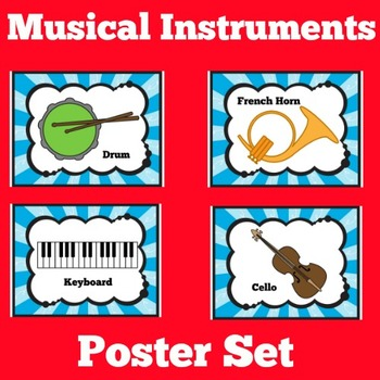 Music Posters | Music Teacher | Music Class | Music Printables