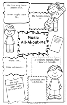 Music All-About-Me