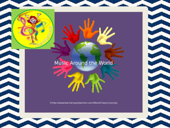 Music Around the World: Australia!
