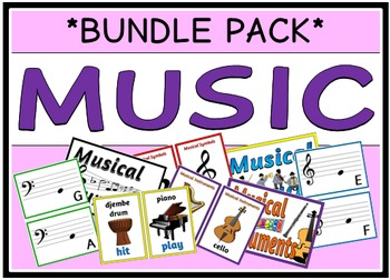 Music (BUNDLE PACK)