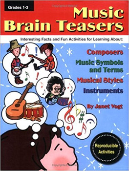 Music Brain Teasers: Interesting Facts and Fun Activities