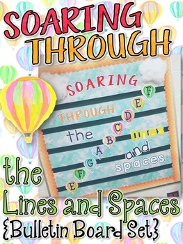 Music Bulletin Board: Soaring Through the Lines and Spaces