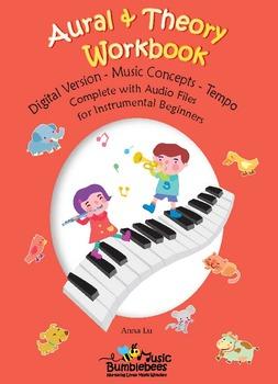 Music Bumblebees Aural & Theory Digital Version - Music Co