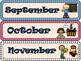 Music Calendar Set