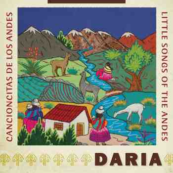 Music Cd - Cancioncitas De Los Andes/Little Songs Of The Andes