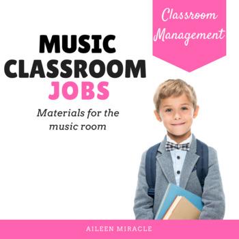Music Classroom Jobs