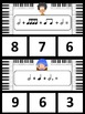 Music Clip Cards: Rhythm: Addition Collection 2