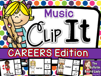 Music Clip It - Careers Edition