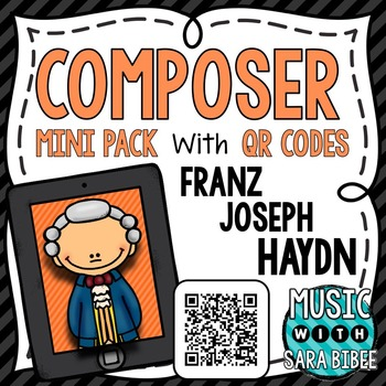 Music Composer Mini Pack- Franz Joseph Haydn