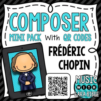 Music Composer Mini Pack- Frederic Chopin