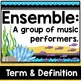 Music Decor: Sea-Themed Ensemble Posters