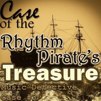 "Music Detective Series #3 ""Case of the Rhythm Pirates Trea"