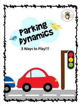 Music Dynamics:  Parking Dynamics