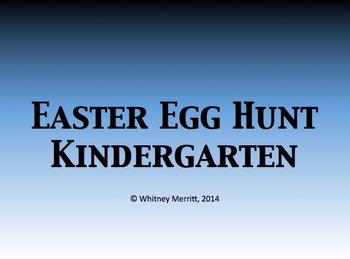 Music Easter Egg Scavanger Hunt - Featuring Clickable Eggs