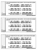 Music Exit Tickets - 16th Notes