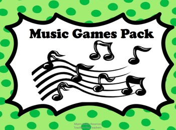Music Games Pack, End of year, stations
